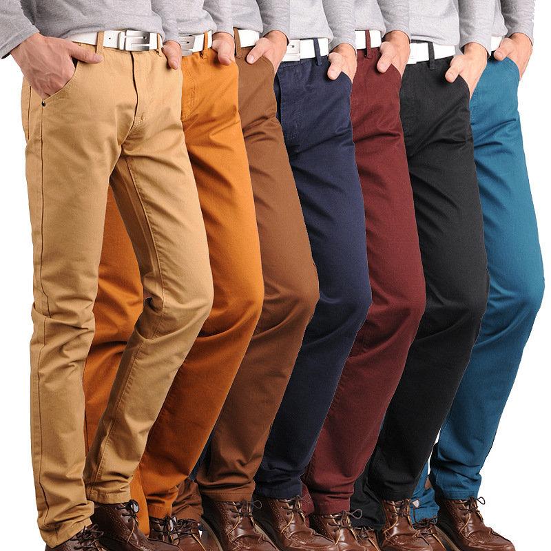 роскошные комфортные цвет брюк и их фотографии образом сидит оно