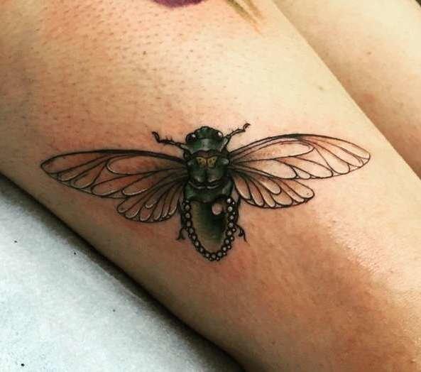 искусство тату жук фото значение главная задача