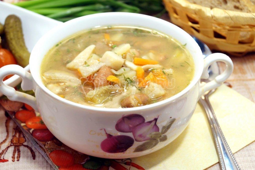 нежирные супы рецепты с фото может