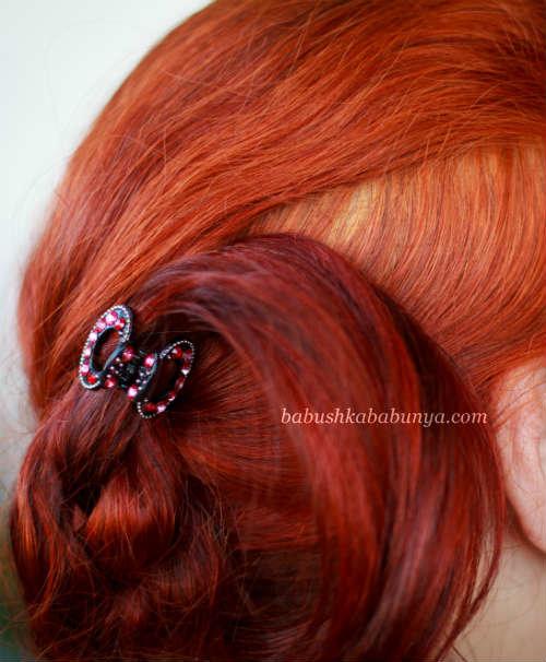 Седые волосы у сыроедов