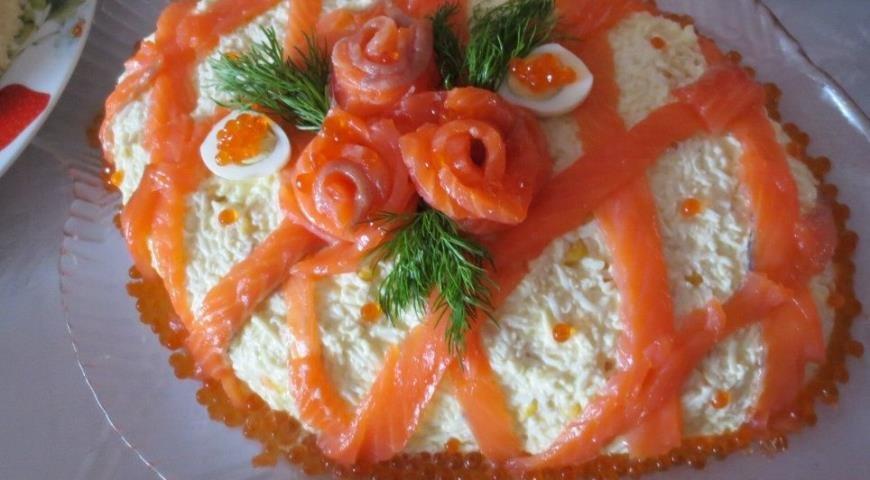 год рецепты новый салатов с пошагово на фото