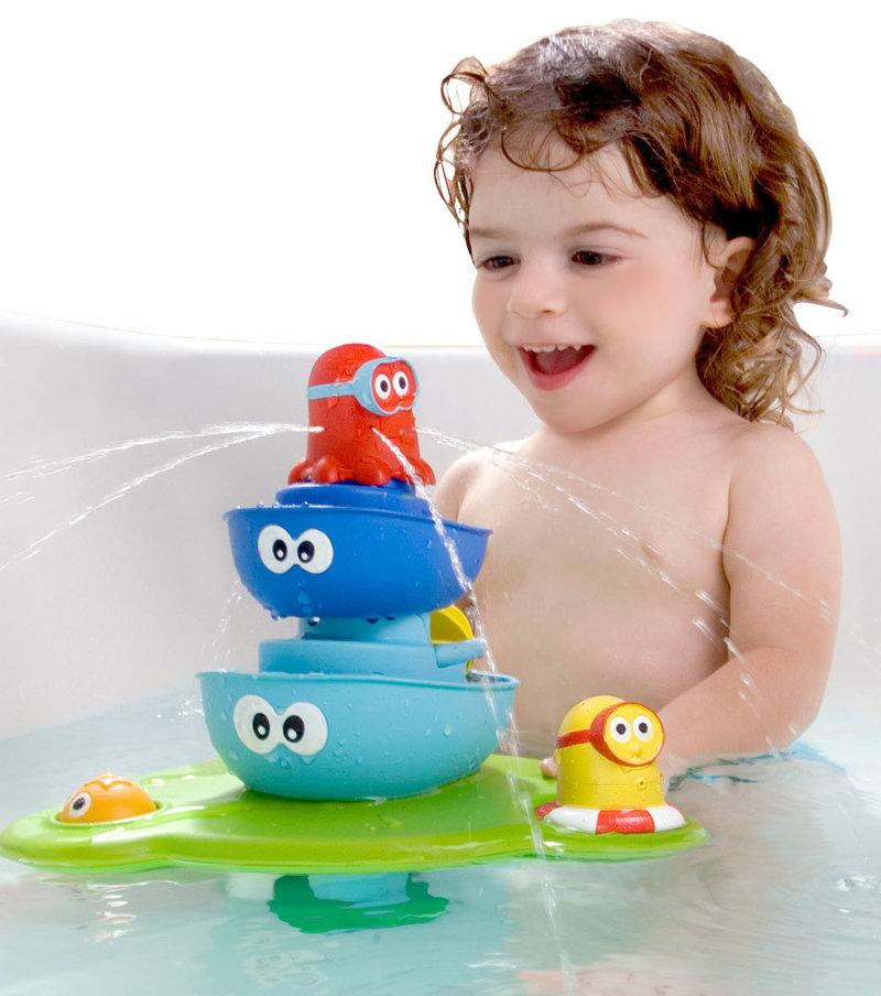 Водная игрушка-душ