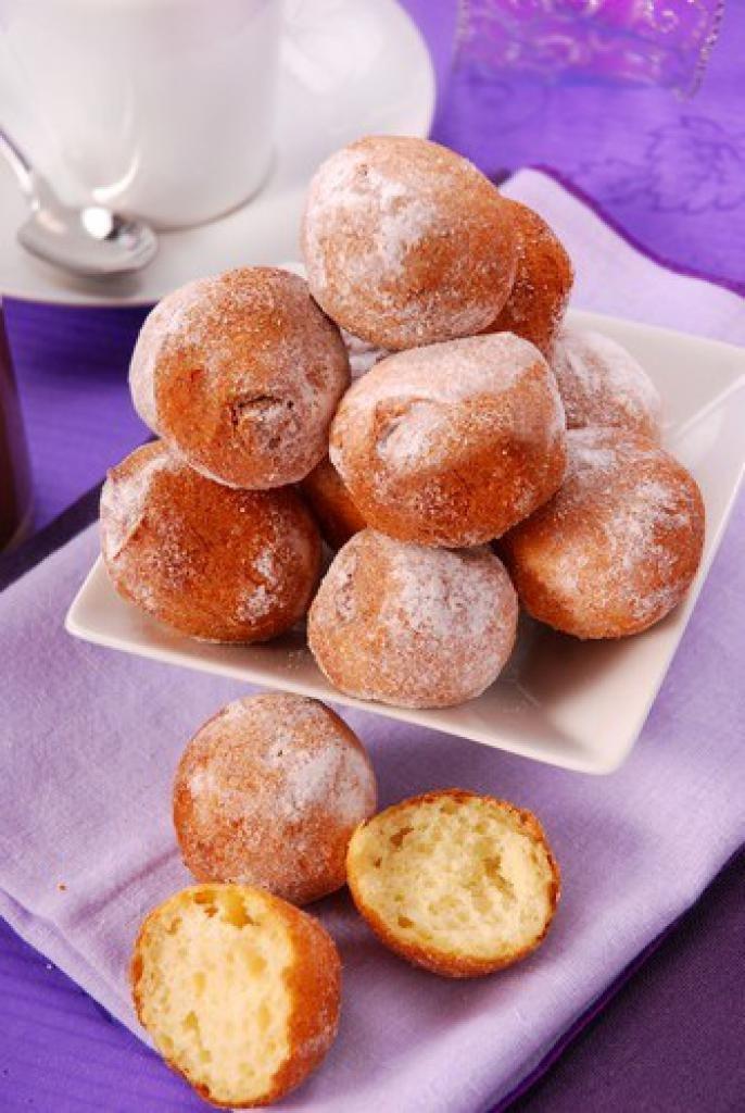круглые пончики рецепт с фото постоянно находим упоминания