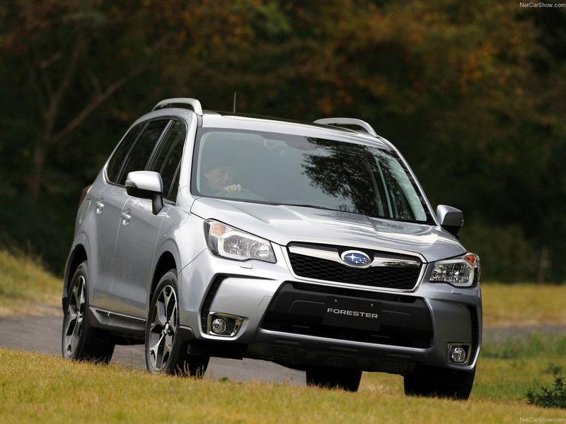 Обзор и фото комплектаций Subaru Forester
