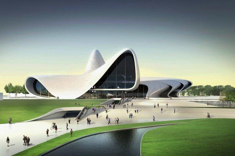 Современная архитектура на примерах мировых музеев | Рядом с домом.RU Современная архитектура на примерах мировых музеев