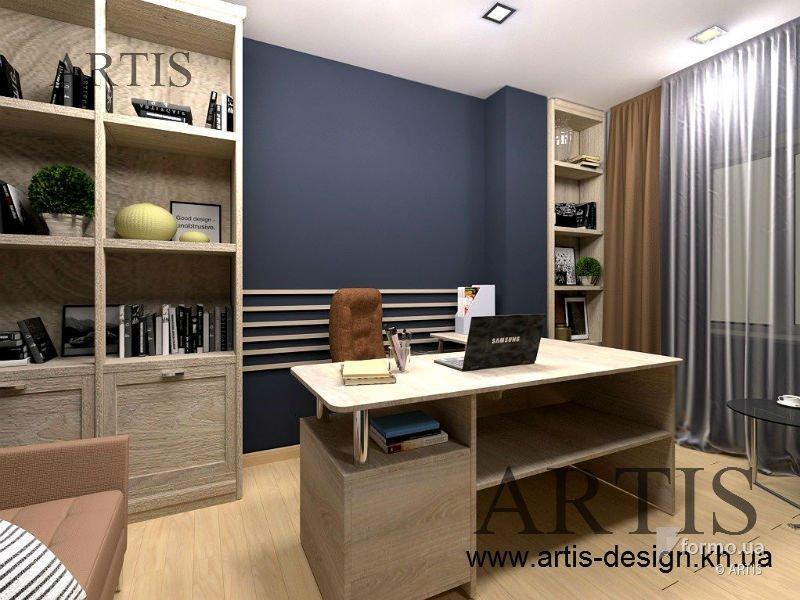 Интерьер рабочего места и дизайн-проекты кабинета в квартире