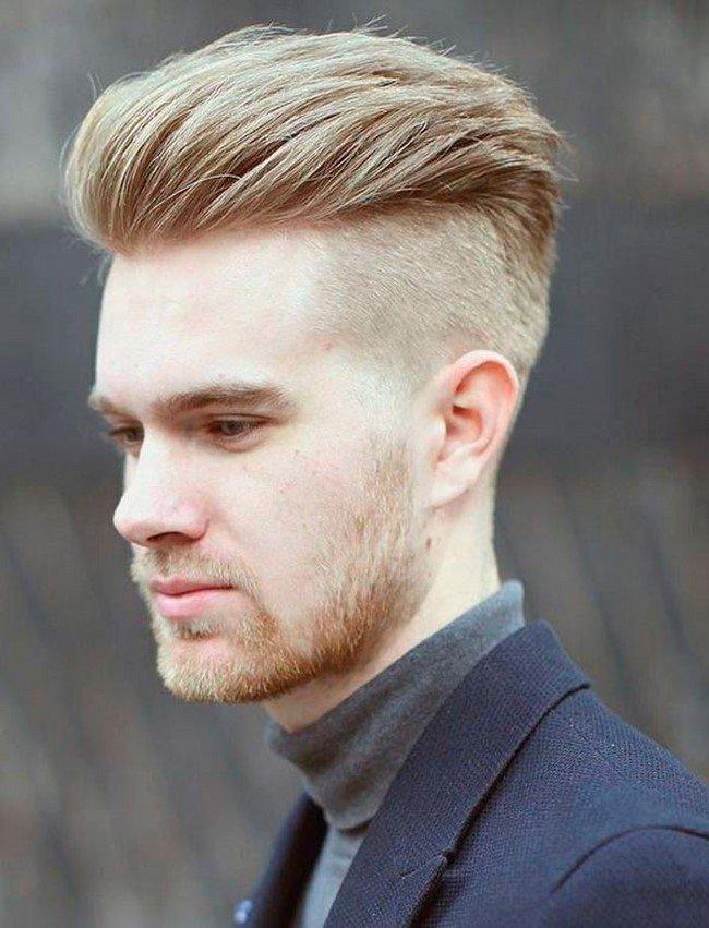 Прически для мужчин на средние волосы фото