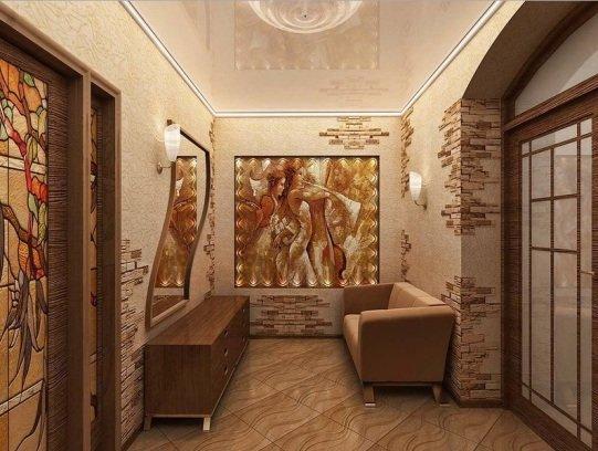 Потолки фото, дизайн потолков в квартире - Фотогалерея