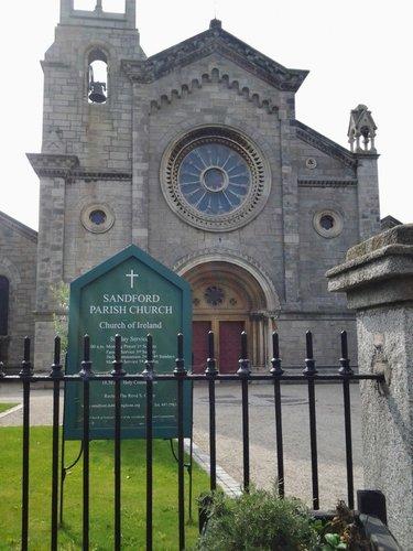 главные католические церкви ирланди