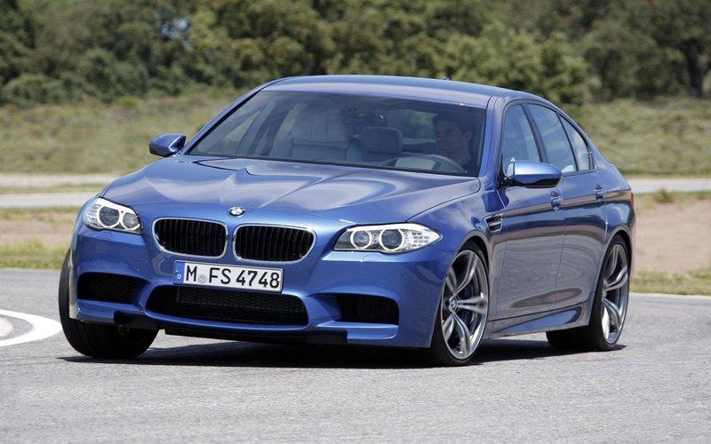 BMW M5 Sedan 2012 Image 091 1680