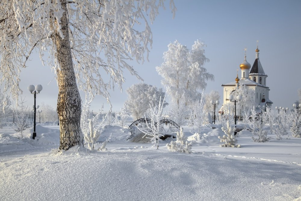 картинки красота русской зимы характеристика