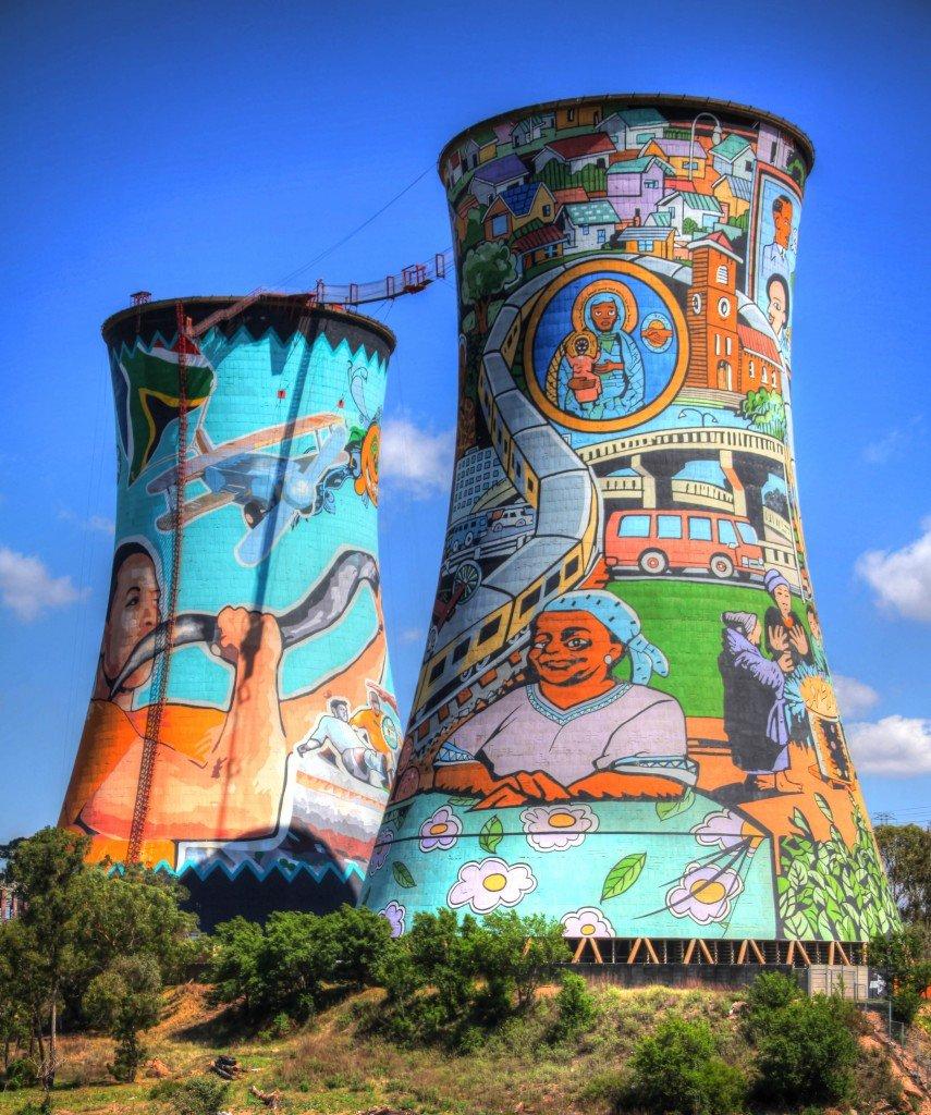 Soweto dátumové údaje zóna
