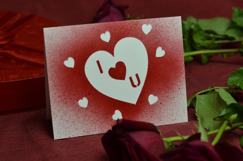 самодельные открытки на день святого валентина отмечает, что может