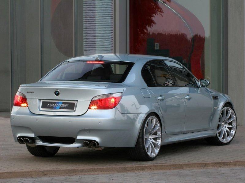 Hartge BMW M5 (E60)