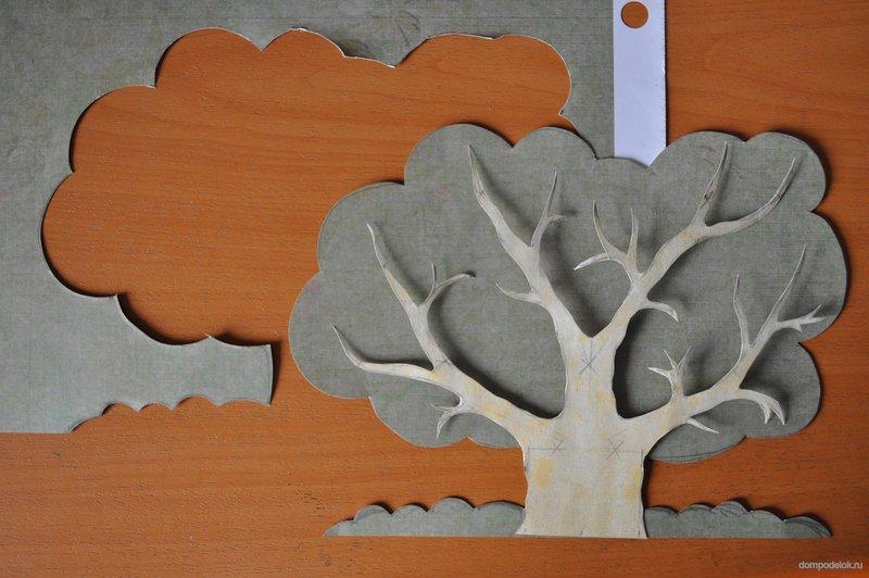 Поделки генеалогическое древо фото