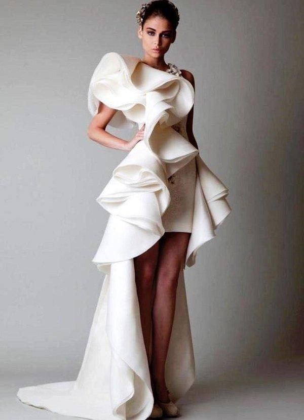То самое платье в жизни женщины