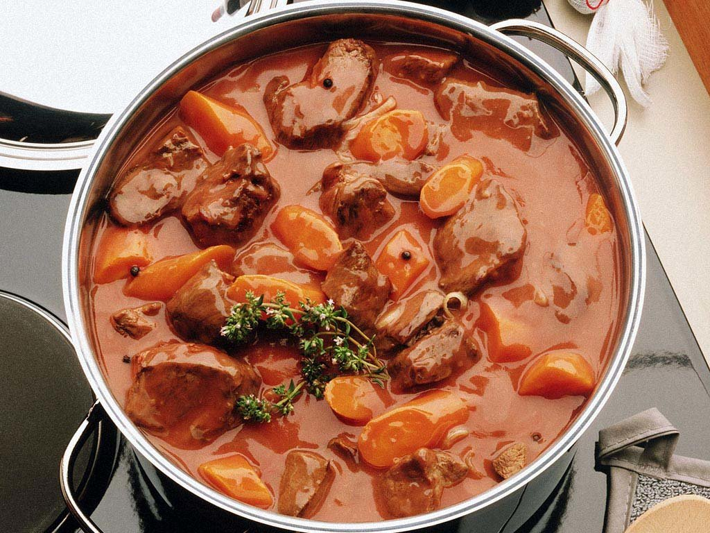 рецепты из говяжьей тушенки заколки