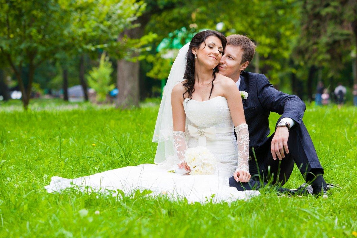 Трах русских невест на свадьбе
