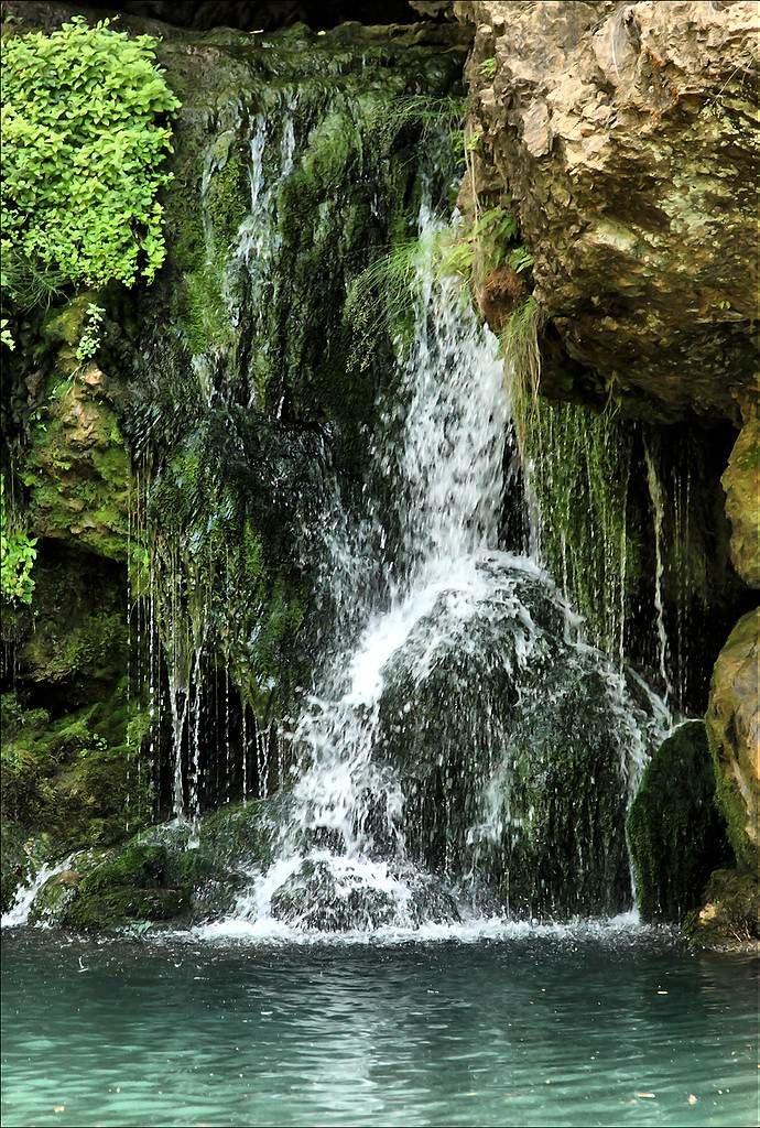 Фотографии водопада атыш