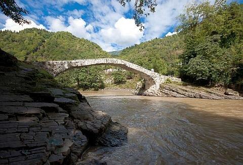 Достопримечательности Аджарии в Грузии
