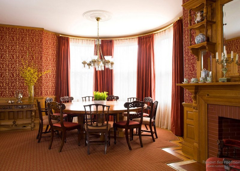 Интерьер в викторианском стиле и его характерные черты. История возникновения викторианского стиля интерьера. Правила оформления интерьера в викторианском стиле.