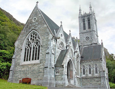 ирландия готика