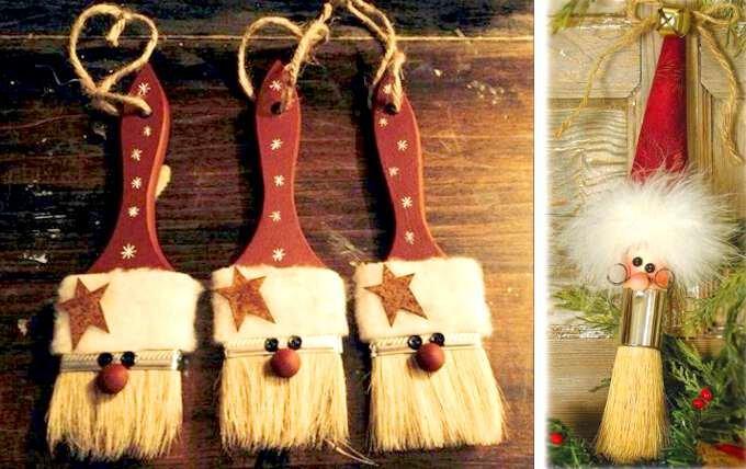 Новогодние поделки своими руками на 2017 год – это масса интересных идей для праздничного оформления дома, осуществить которые помогут наши мастер классы.