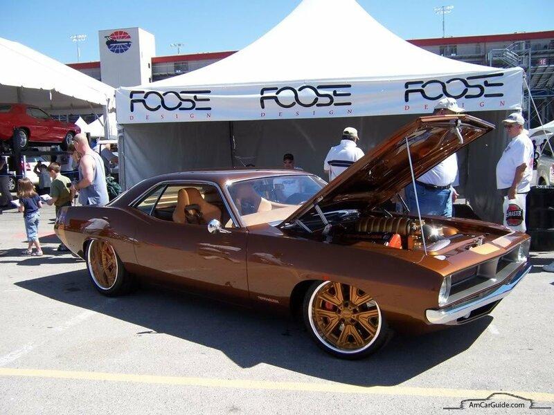 Foose Custom Plymouth Barracuda Terracuda