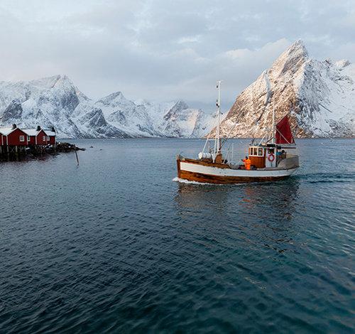 Путешествия по Скандинавии