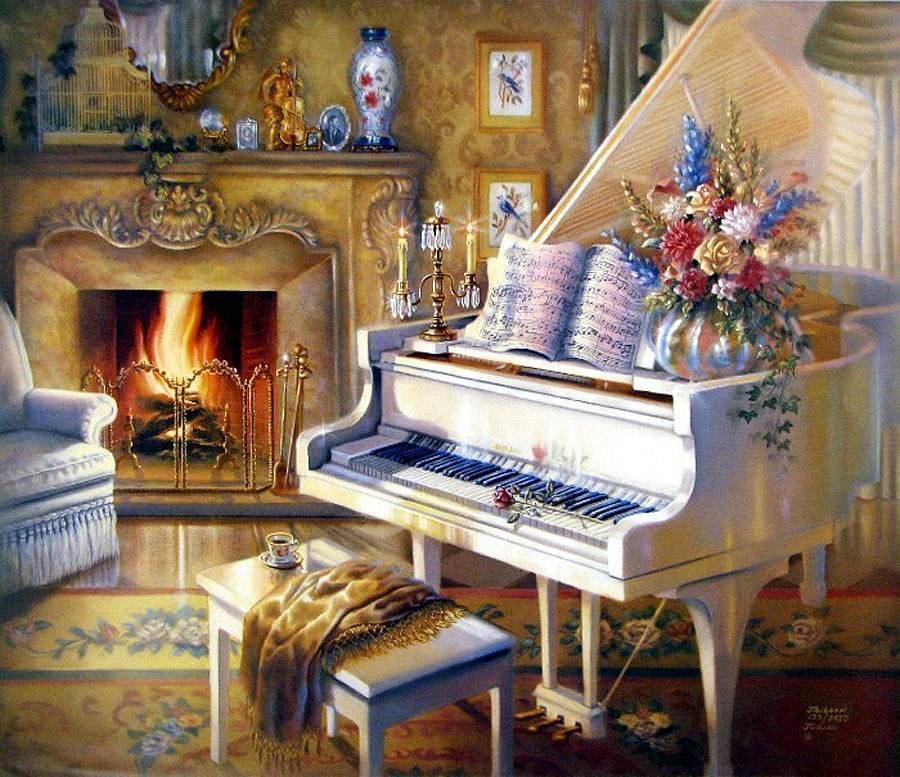 Музыкальные открытки с классической музыкой, пригласительная открытка прикольные