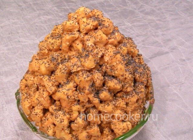 Очень вкусный рецепт торта муравейник