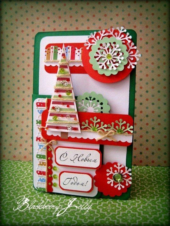 Открытка, новогодние открытки с поздравлениями своими руками