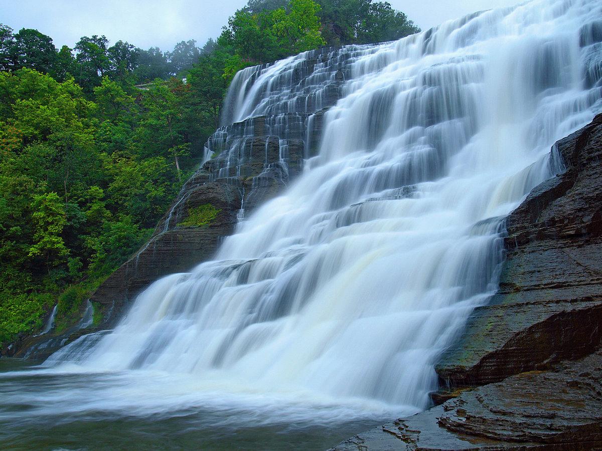 клаберов анализ картинки про водопад приготовить
