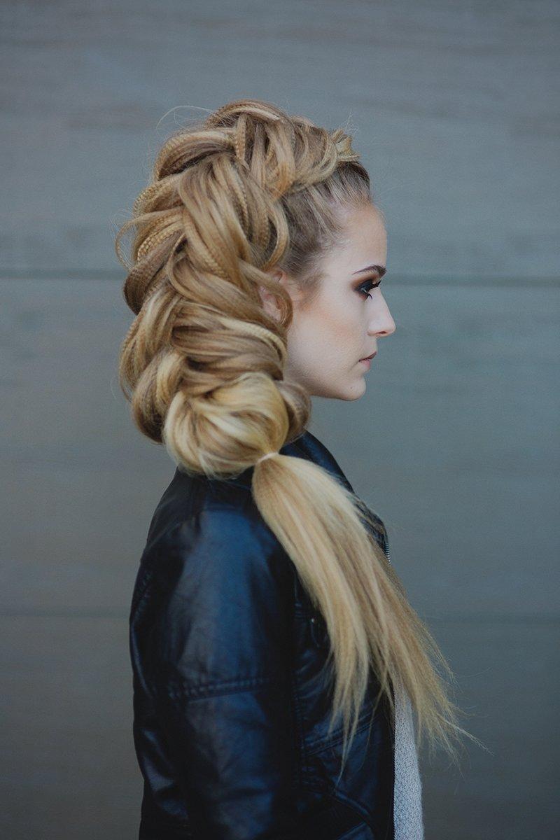 Причёски на длинные волосы яндекс