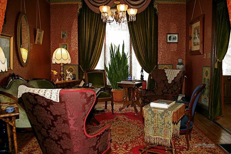 Оформление гостиной текстилем. Партьеры, обивка мебели, скатерть