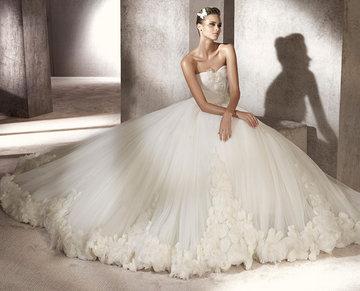 d00a1d57159 Самое красивое свадебное платье в мире – мечта любой девушки