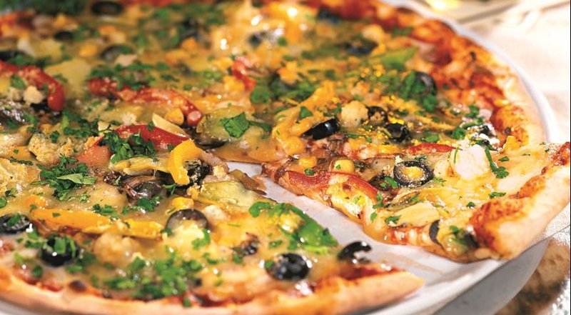 Тесто для пиццы рецепт с фото