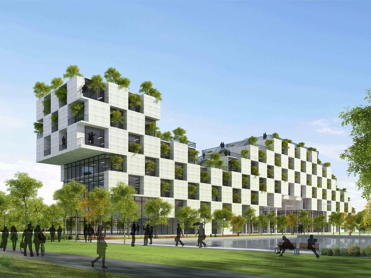 High Tech Modern Architecture Buildings Familyhouseco