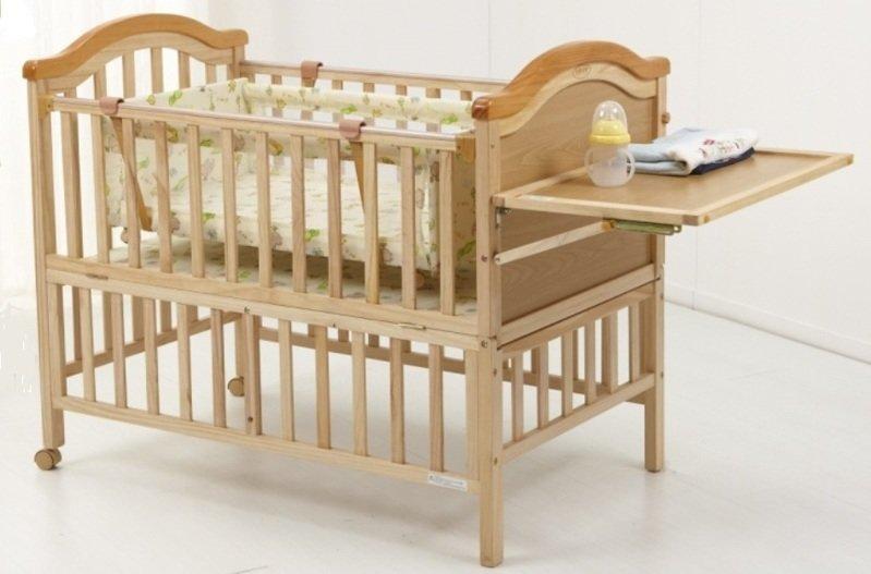 Самые популярные кроватки для новорожденных