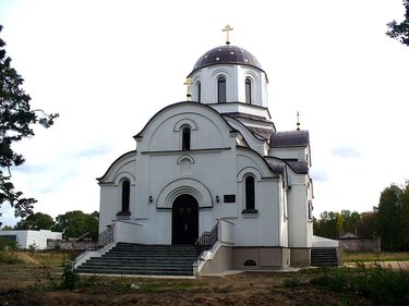 православные храмы беларуси