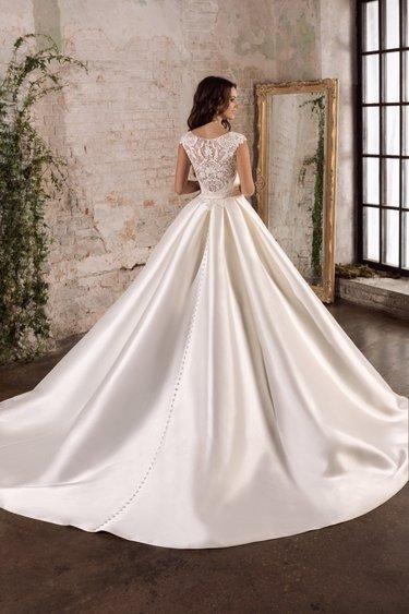 Кружевные свадебные платья - 90 фото тонких и прекрасных узоров