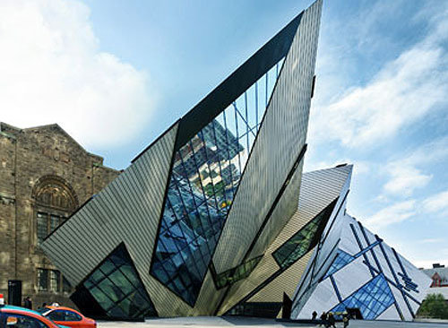architecture and tectonics