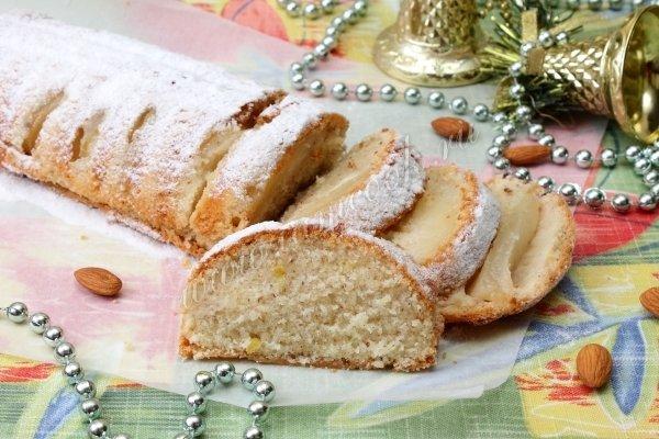 Бисквитный пирог рецепты