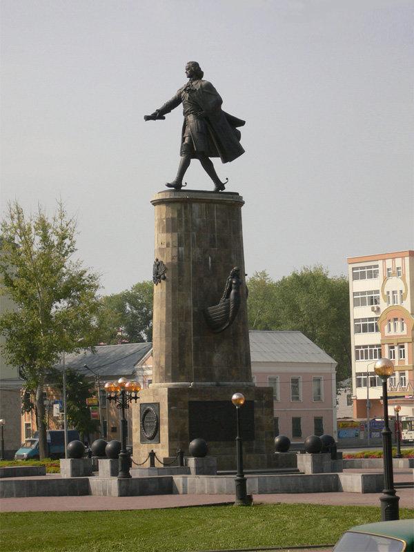 памятники липецка фото с описанием финишном