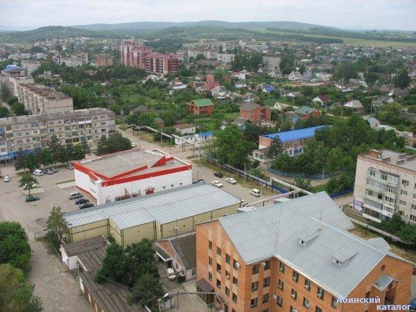 фото города абинска краснодарский край это совсем так