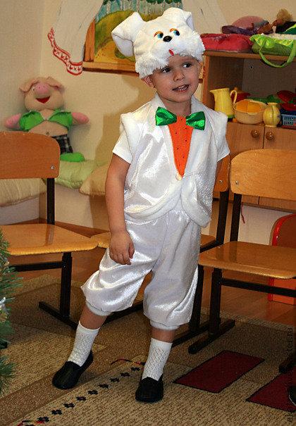 Костюм зайца своими руками фото 47