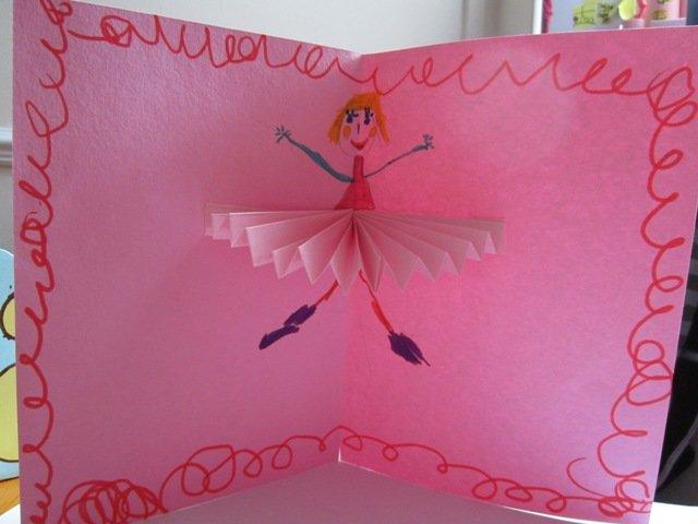 Открытки маме на день рождения от дочки 6 лет своими руками, приколы