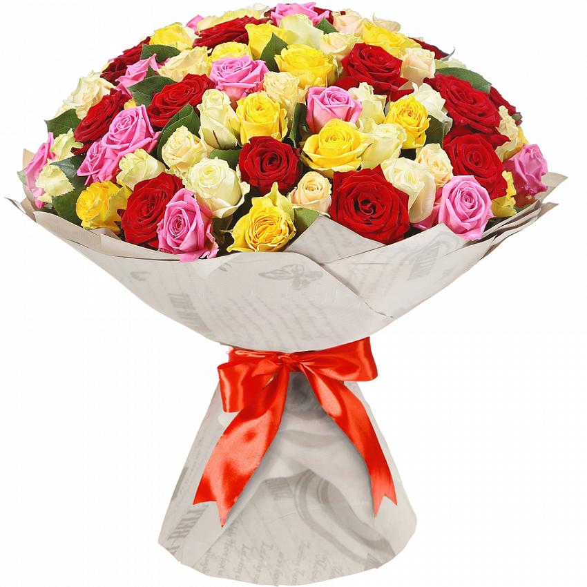 Цветы в пинске с доставкой, альстромерии ирисы