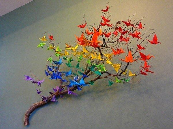Своими руками из дерева декорации