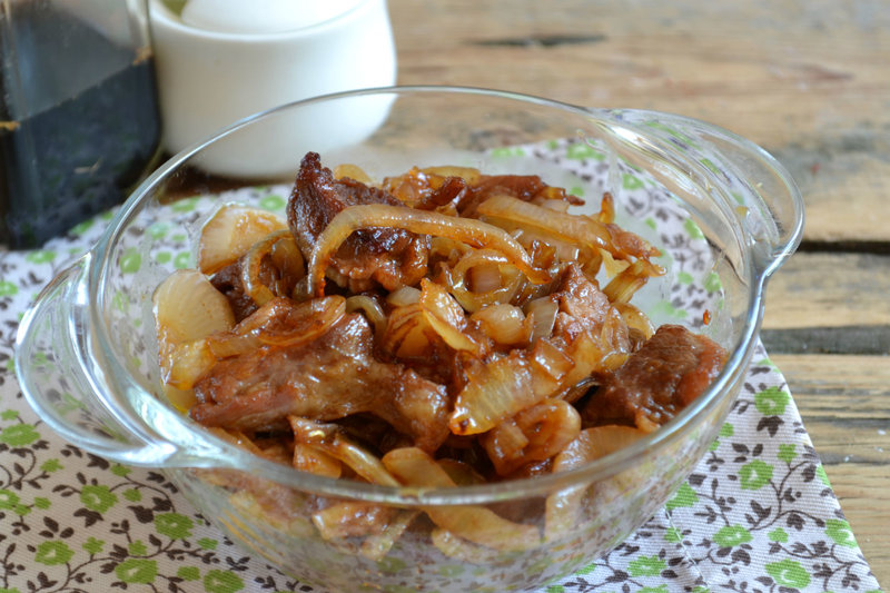 Вкусная подлива из свинины рецепт с фото